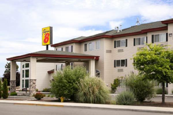 Motel  Biddle Road Medford Oregon